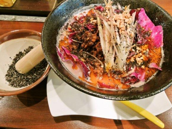 担々麺好きは要チェック!東京で味わえる、個性的で美味しい担々麺7軒