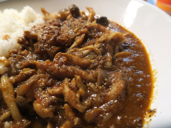 「獄タシ」の辛さは関西一かも?激辛でもきちんと美味い辛口カレー専門店