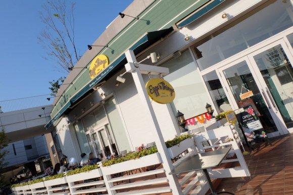 もっちり食感に感動!立川店でしか食べられないあの人気店のパンケーキ