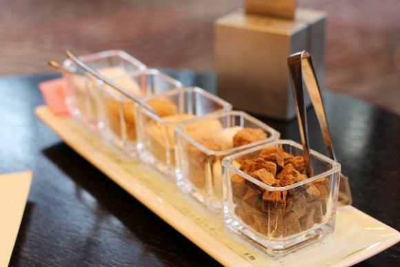 約30種類のお茶が飲み放題!デザートも全部美味しいアフタヌーンティー