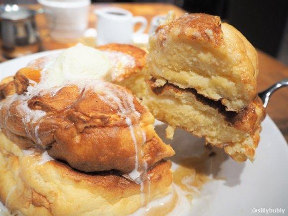 1日10食!京都の名建築レストランで出会える人気の「極上パンケーキ」