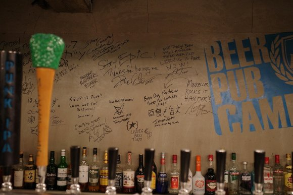 今、旬なビールが飲める!ハンバーガーも是非食べてほしい池袋駅近のお店