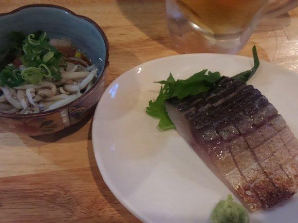 【大阪・天満】鮮魚自慢のお店は千円以内のちょい飲みに最適!