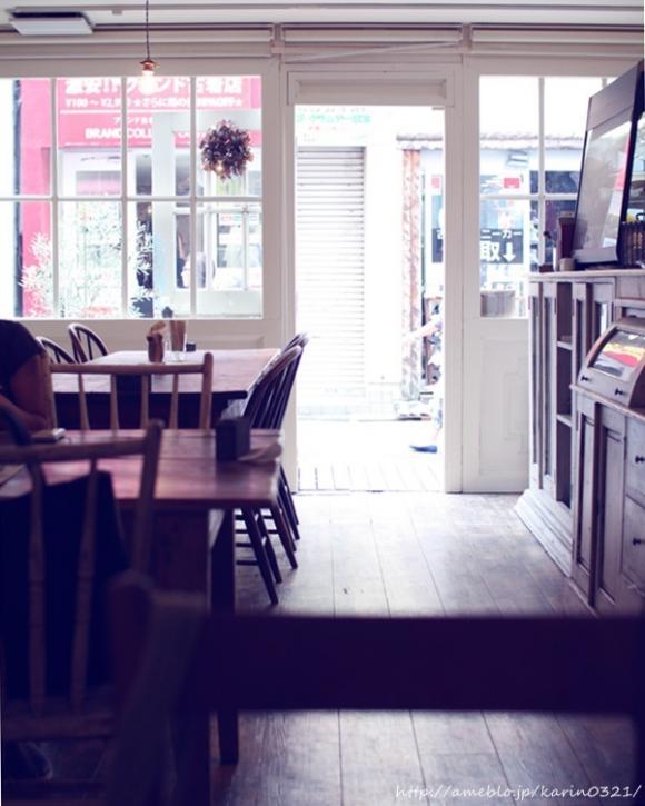 シェパーズパース 高円寺にオープンしたカフェでトライフル♪