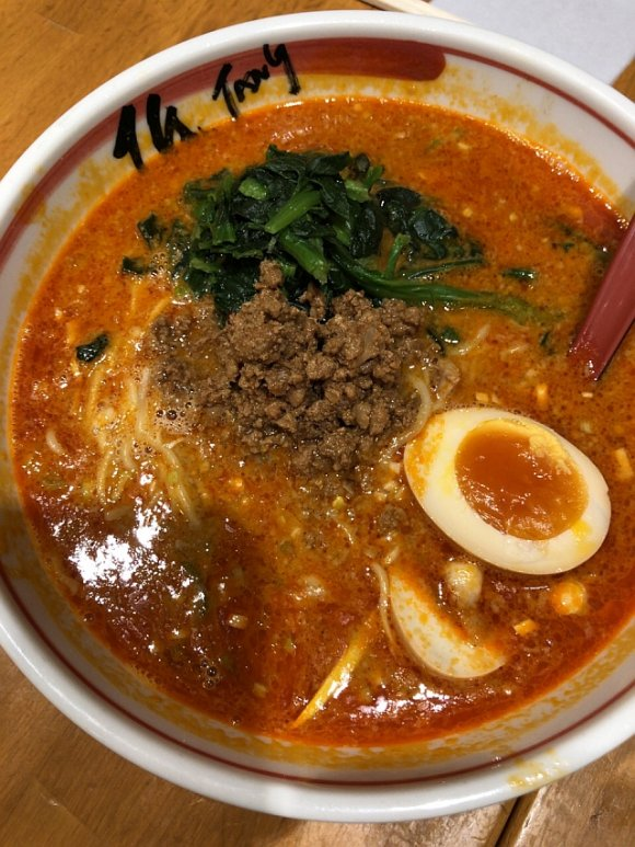 シビレと辛さが癖になる!辛さ調整も可能な「麻婆豆腐と担担麺」の専門店