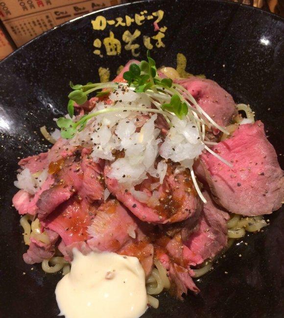 全店2016年にオープン!新宿界隈で味わう「肉たっぷり」の麺料理4軒