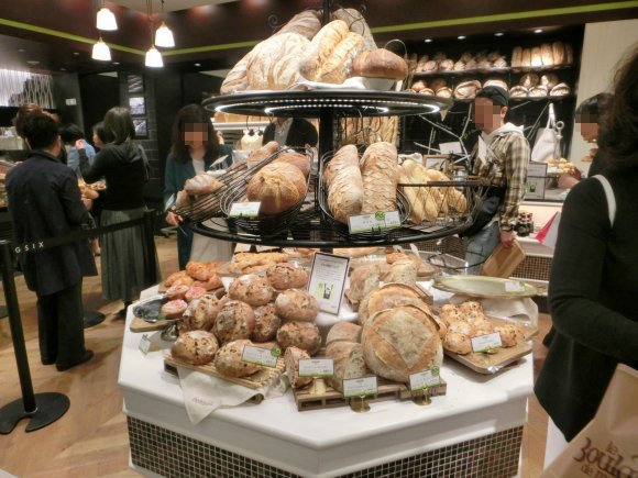 パン好きは銀座に集合!今年オープンしたばかりの銀座で話題のパン屋3選