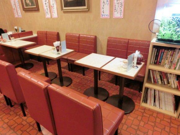 懐かしい空気感もそのまま!東京にあるレトロな老舗喫茶&パン屋さん
