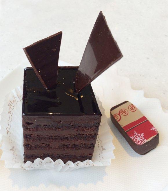 チョコ好きなら外せない、ショコラに拘る三鷹の名パティスリー
