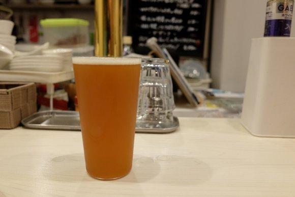 石川県の味を堪能!のどぐろ煮干しラーメンとクラフトビールが楽しめる店