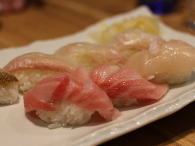 【代々木】あの名店料理長の師匠が握るお寿司を驚きの価格で