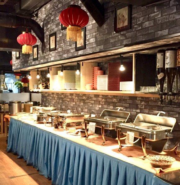 焼肉に中華・シュラスコも食べ放題!食通お墨付きの美味しい食べ放題の店