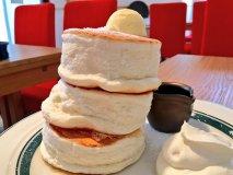 大阪で絶対食べたいパンケーキ5選!極厚・ふわふわの激ウマパンケーキ