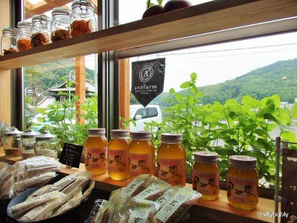 関西からも日帰りOK!果樹園カフェのカラフルスイーツ@香川