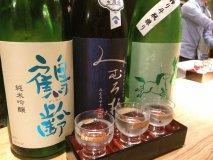 【裏渋谷】気軽にオシャレに、一歩進んだオトナの日本酒バル