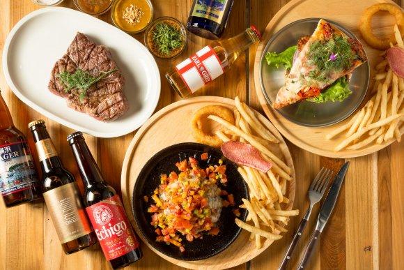 驚愕コスパ!47種類の地ビールと肉料理を楽しめる肉天国を都心に発見!