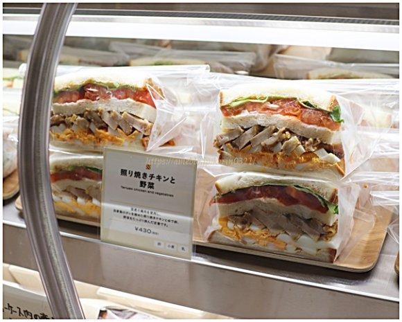 表参道の人気パン屋さんの新店舗で!厚焼きだし巻き卵サンドのモーニング
