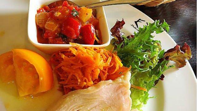 新鮮野菜が甘くて美味しい!本格フレンチがリーズナブルに楽しめるお店