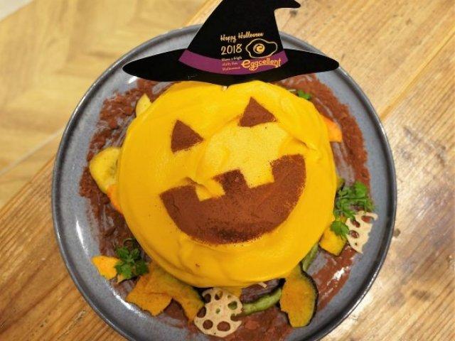 ハロウィン限定パンケーキにブッフェも!今だけ味わえるハロウィングルメ