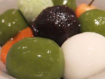 春の鎌倉散策に。人気茶房の白玉は、ふわもち食感が病みつき!