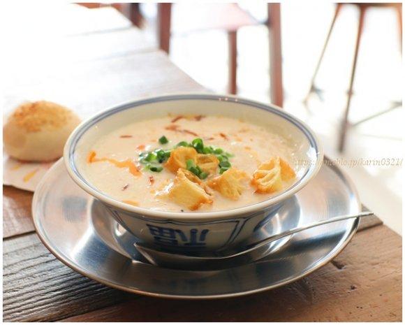 五反田で堪能!台湾で人気のヘルシー朝食「鹹豆漿(シェンドウジャン)」