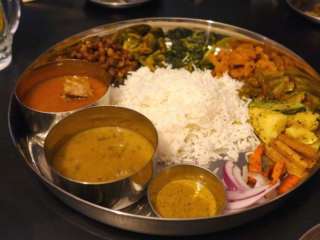日本初!日本で唯一!国産の「水牛料理」が味わえるガチのネパール料理店