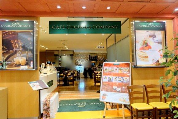 おひとり様でも気にならない!パンケーキが有名な渋谷駅直結の人気カフェ