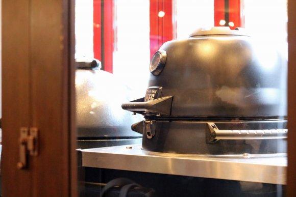 肉肉しさを求める人に!ガッツリ系ハンバーガーが豊富に揃うBBQ専門店