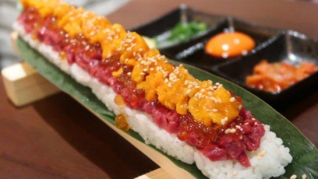 ユッケ寿司にTKG!大阪・兵庫で写真映えする美味しい一品が楽しめる店