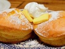 食べられるのは数時間だけ!連日人気の極上ふわふわスフレパンケーキ