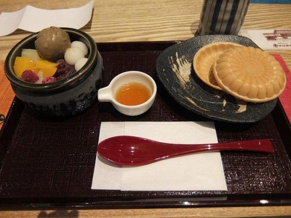 京都駅から徒歩5分以内!美味しいスイーツが食べられる店5選