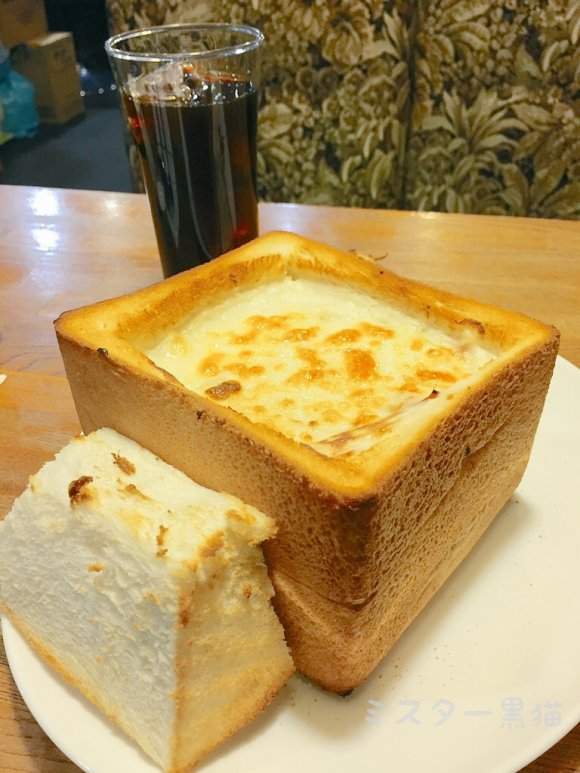 「喫茶デン」のグラパンは必食の名物!孤独のグルメにも登場した喫茶店