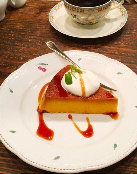今が旬!カフェ好きがオススメする都内で味わえる『かぼちゃプリン』4選