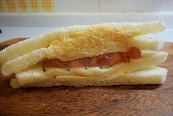 コンビニよりも断然お得!朝5時から営業の種類豊富なサンドイッチ専門店