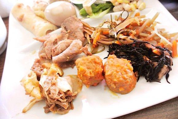 豚肉料理食べ放題!六本木 豚組しゃぶ庵の大満足ランチ