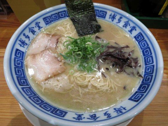 東京の美味しいとんこつラーメンを厳選!絶対おすすめ濃厚豚骨10選