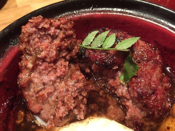 コース仕立てで1200円!肉汁溢れる松阪牛ハンバーグステーキランチ