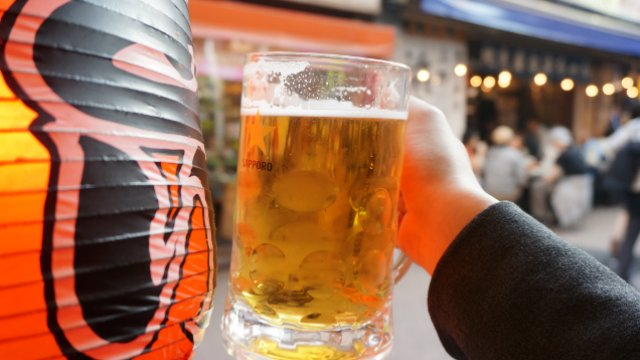 東京中から人が集う人気エリア、梯子酒で盛り上がる上野