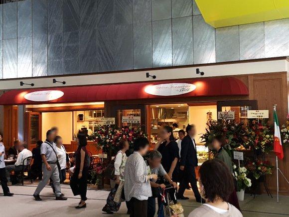 イタリア大使がオープニングに来店!渋谷ストリームにできた話題のお店