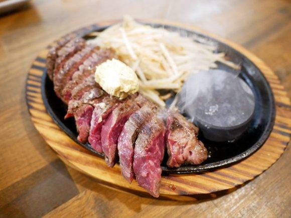 【一番星】極厚の日本豚ステーキは感動的に旨い!予約必須の超人気店
