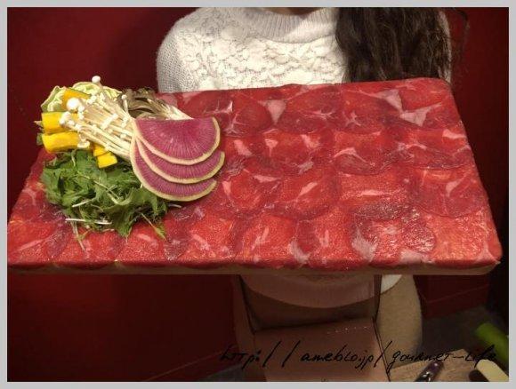平日も15時からオープン!牛タンとラム肉のしゃぶしゃぶが食べ放題の店