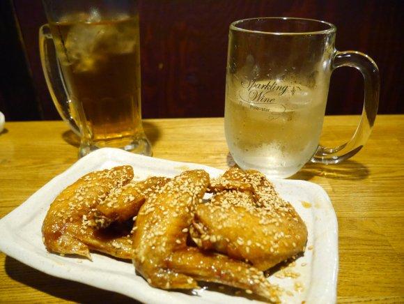 手羽先食べ放題&飲み放題が2200円!揚げたての手羽先を六本木で堪能