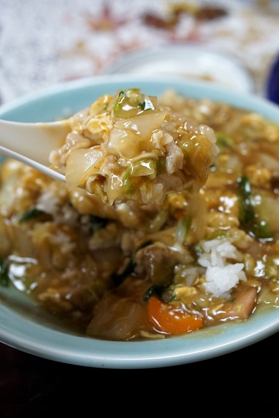 麺がモチモチの絶品皿うどんは絶対食べるべき!間違いない旨さの老舗中華
