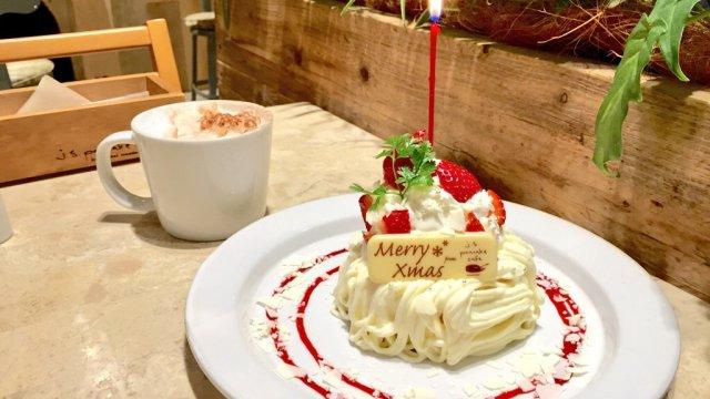 必見!素敵なクリスマスパンケーキのあるオススメカフェ6選!