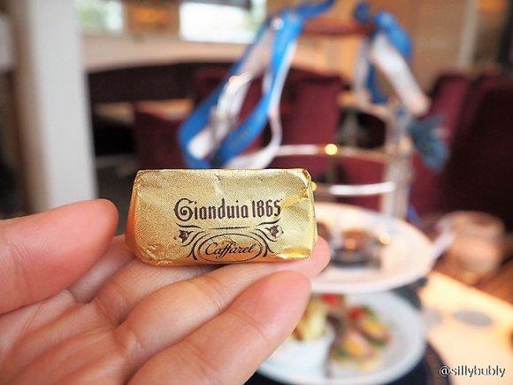 チョコが主役!高級チョコを贅沢に使用したリッチなアフタヌーンティー
