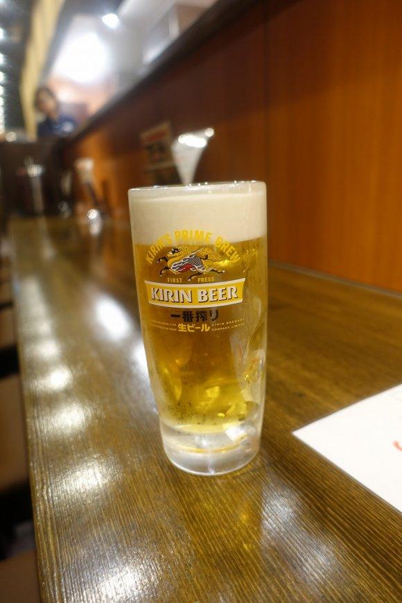 濃厚な八丁味噌焼きにビールが止まらない!鉄板ホルモン焼きが楽しめる店