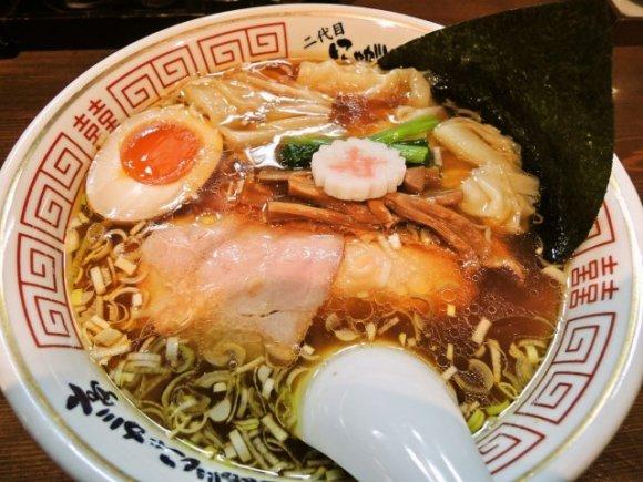 東京のラーメンはやっぱり醤油!感動モノの醤油ラーメン4記事