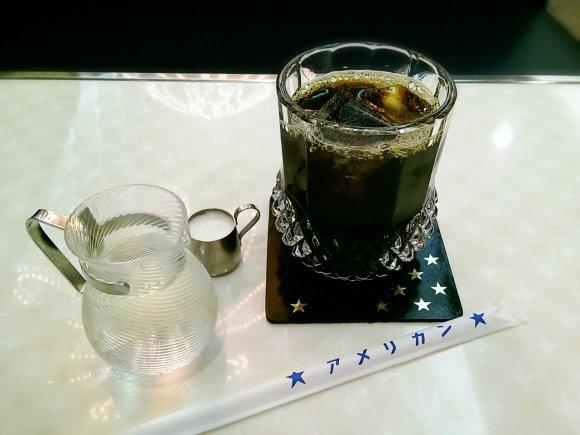 大阪が誇る伝説的純喫茶!アメリカンのホットケーキモーニング