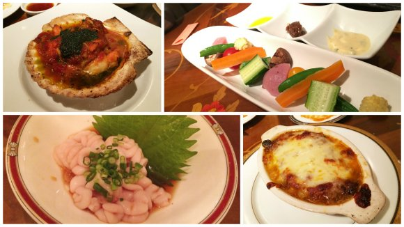 名物「うにぎり」は食べなきゃ帰れない!北海道の食材を一度に味わえる店