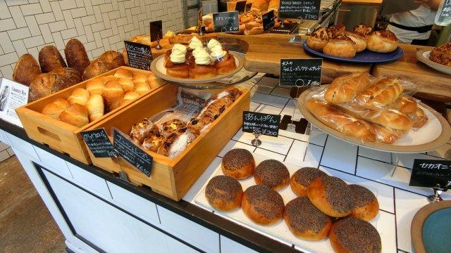 贅沢トリュフの香りがふんわり!トリュフ入りのパンが豊富なパン屋さん
